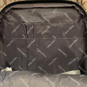 Calvin Klein Bags - Calvin Klein signature laptop/travel backpack